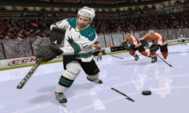 NHL 2K11 Screenshot #6 for Wii