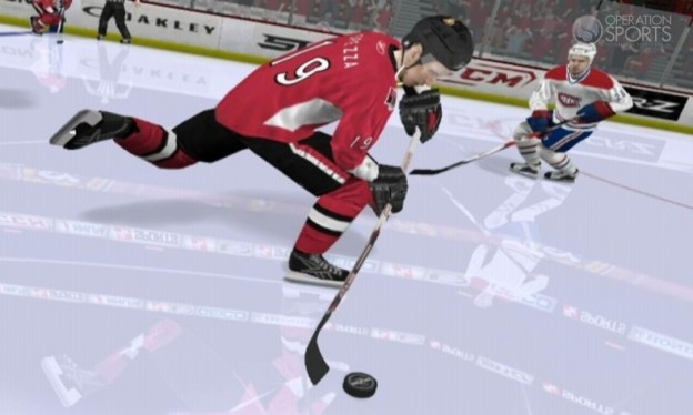 NHL 2K11 Screenshot #7 for Wii