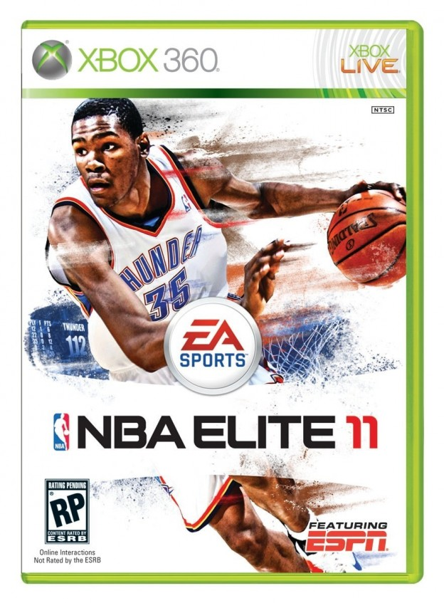 NBA Elite 11 Screenshot #6 for Xbox 360