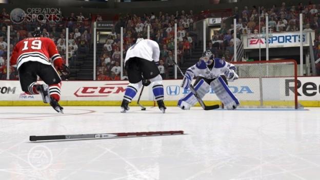 NHL 11 Screenshot #30 for Xbox 360