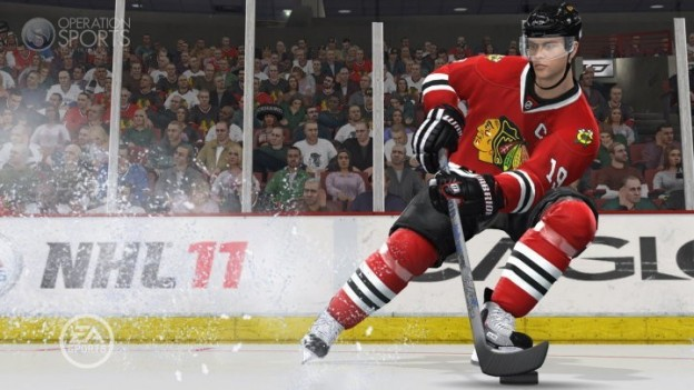 NHL 11 Screenshot #31 for Xbox 360