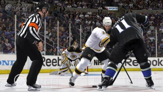 NHL 11 Screenshot #34 for Xbox 360