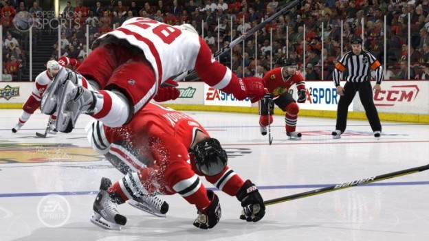 NHL 11 Screenshot #36 for Xbox 360