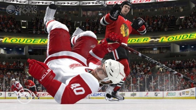 NHL 11 Screenshot #38 for Xbox 360