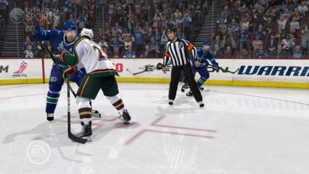 NHL 11 Screenshot #39 for Xbox 360