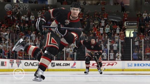 NHL 11 Screenshot #40 for Xbox 360