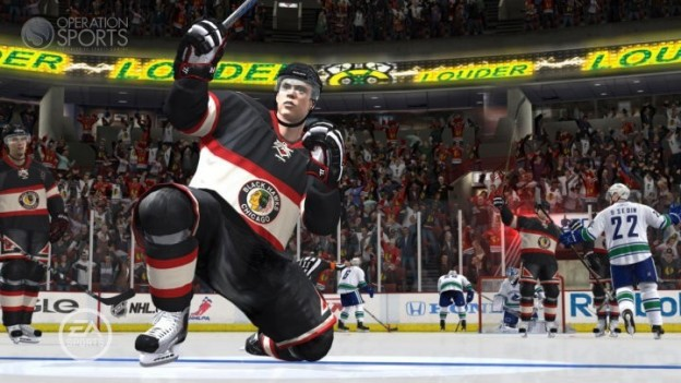 NHL 11 Screenshot #41 for Xbox 360