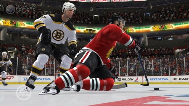 NHL 11 Screenshot #42 for Xbox 360