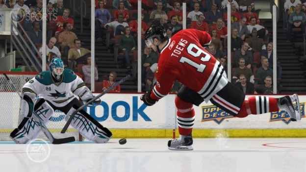 NHL 11 Screenshot #43 for Xbox 360