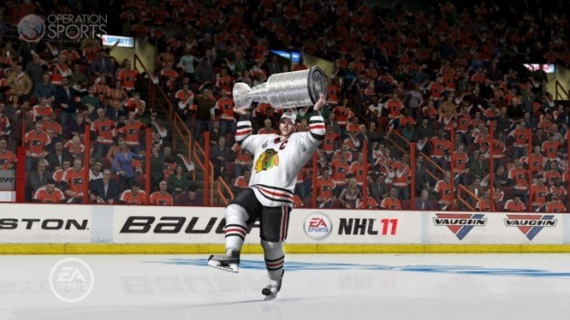 NHL 11 Screenshot #44 for Xbox 360