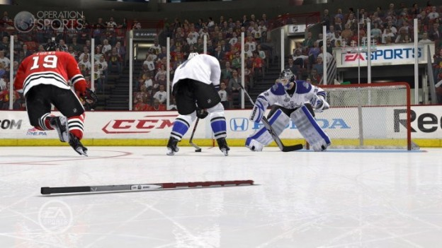 NHL 11 Screenshot #21 for PS3