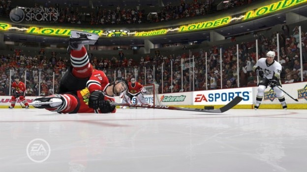 NHL 11 Screenshot #24 for PS3