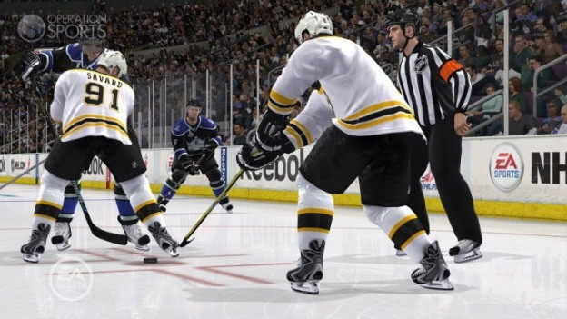 NHL 11 Screenshot #26 for PS3