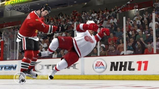 NHL 11 Screenshot #28 for PS3