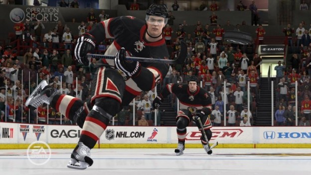 NHL 11 Screenshot #31 for PS3