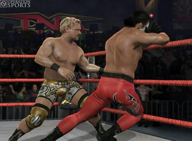 TNA iMPACT! Screenshot #3 for Xbox 360