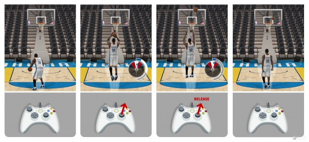 NBA Elite 11 Screenshot #11 for Xbox 360