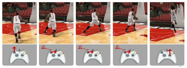 NBA Elite 11 Screenshot #13 for Xbox 360