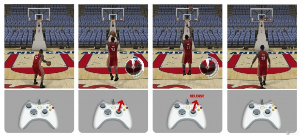 NBA Elite 11 Screenshot #16 for Xbox 360