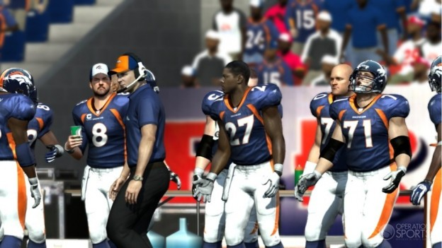 Madden NFL 11 Screenshot #97 for Xbox 360
