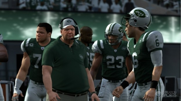 Madden NFL 11 Screenshot #102 for Xbox 360