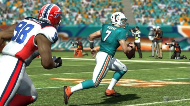 Madden NFL 11 Screenshot #104 for Xbox 360