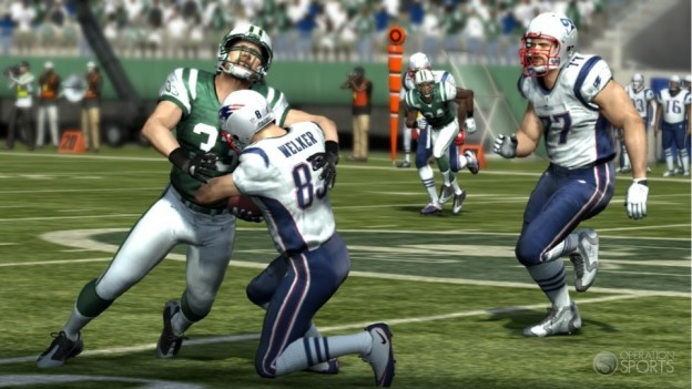 Madden NFL 11 Screenshot #107 for Xbox 360