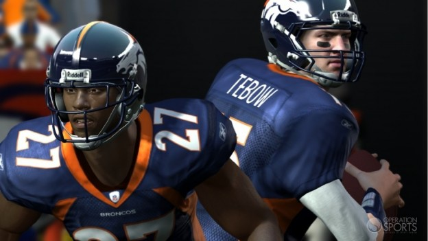Madden NFL 11 Screenshot #111 for Xbox 360