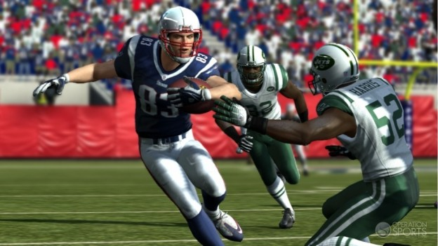 Madden NFL 11 Screenshot #112 for Xbox 360