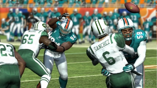 Madden NFL 11 Screenshot #113 for Xbox 360