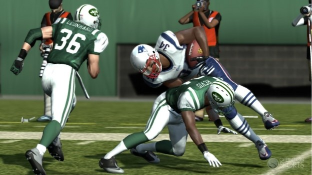Madden NFL 11 Screenshot #115 for Xbox 360