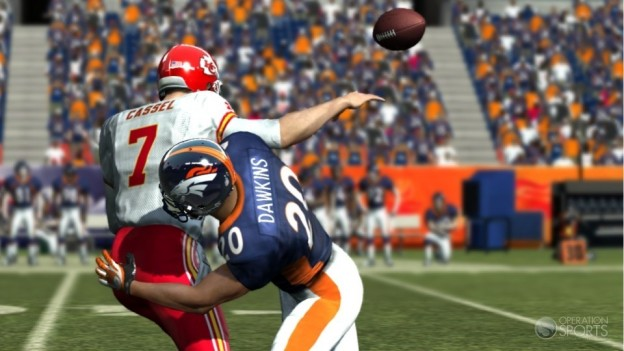 Madden NFL 11 Screenshot #116 for Xbox 360
