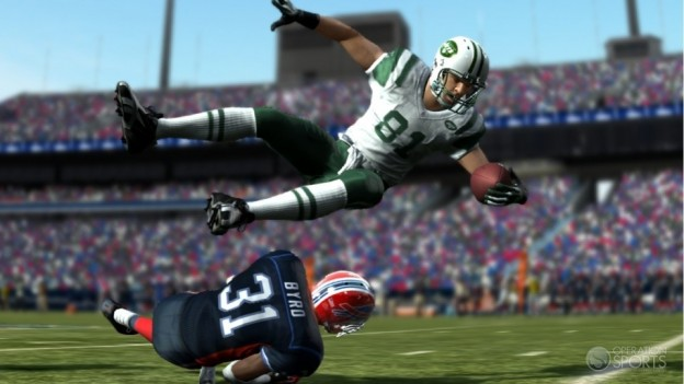 Madden NFL 11 Screenshot #121 for Xbox 360