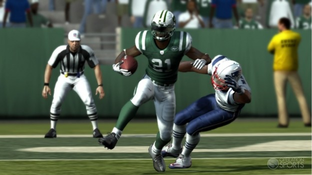 Madden NFL 11 Screenshot #122 for Xbox 360