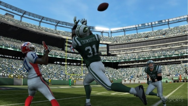 Madden NFL 11 Screenshot #124 for Xbox 360