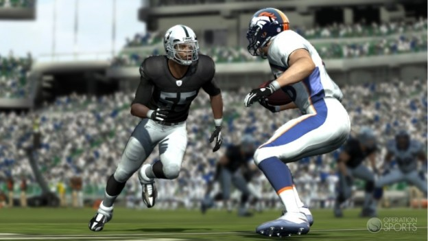 Madden NFL 11 Screenshot #126 for Xbox 360