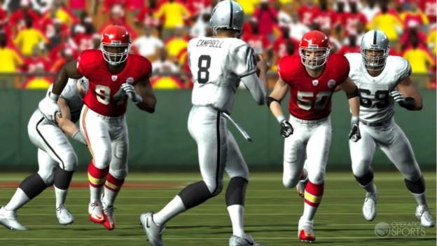 Madden NFL 11 Screenshot #131 for Xbox 360