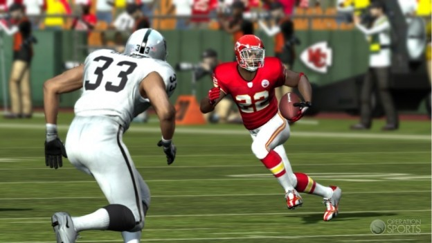 Madden NFL 11 Screenshot #132 for Xbox 360