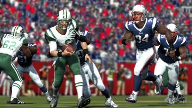 Madden NFL 11 Screenshot #135 for Xbox 360
