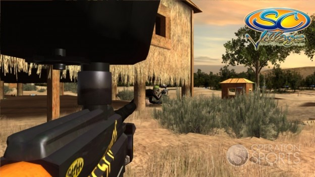 Greg Hastings Paintball 2 Screenshot #1 for Xbox 360