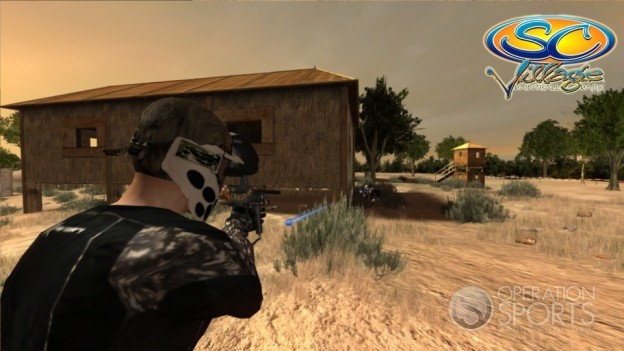 Greg Hastings Paintball 2 Screenshot #2 for Xbox 360