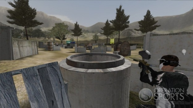 Greg Hastings Paintball 2 Screenshot #8 for Xbox 360