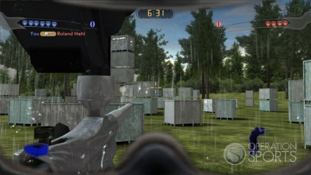 Greg Hastings Paintball 2 Screenshot #11 for Xbox 360