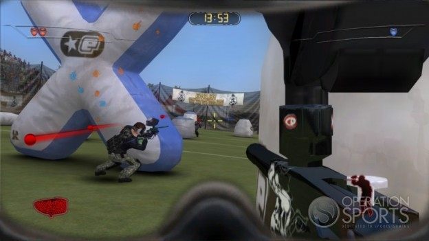 Greg Hastings Paintball 2 Screenshot #16 for Xbox 360
