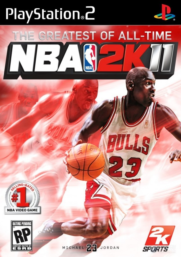 NBA 2K11 Screenshot #1 for PS2