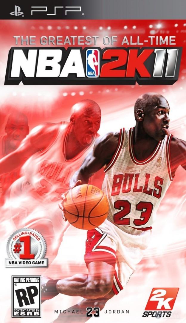 NBA 2K11 Screenshot #1 for PSP