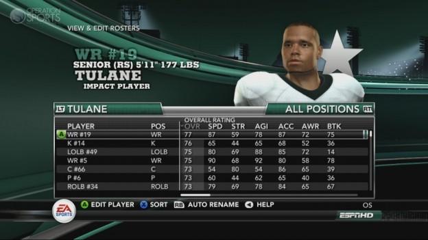 NCAA Football 11 Screenshot #143 for Xbox 360