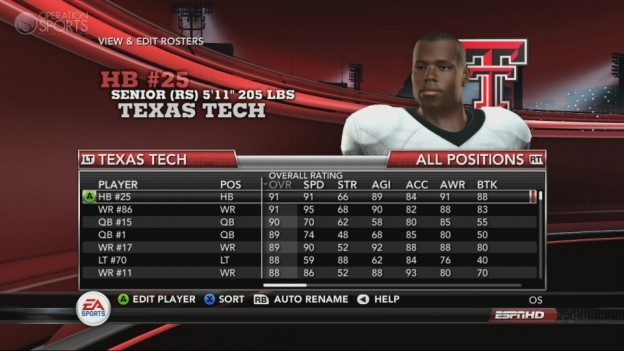 NCAA Football 11 Screenshot #146 for Xbox 360