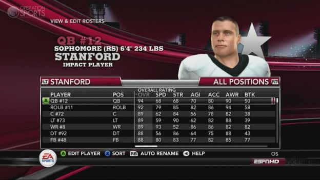 NCAA Football 11 Screenshot #153 for Xbox 360