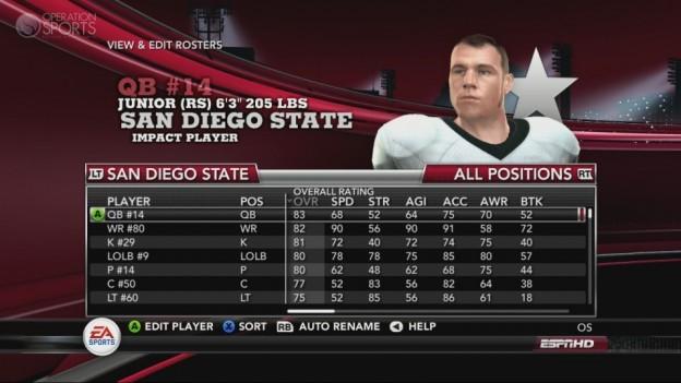NCAA Football 11 Screenshot #158 for Xbox 360
